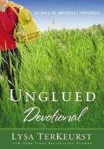 Unglued Devotional by Lysa TerKeurst