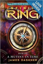Infinity Ring, book 1, A Mutiny in Time