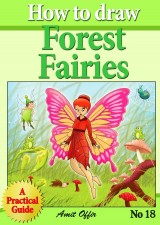How to Draw the Forest Fairies