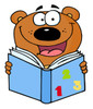 clip_art_illustration_of_a_happy_bear_reading_a_number_book_0521-1101-1321-5803_TN