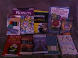 Books I got for Christmas '15.1