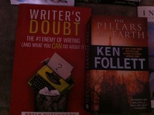 Books I got for Christmas '15.4