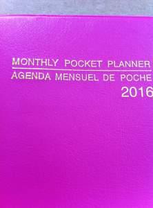2016 planner.2