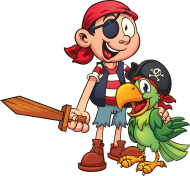 pirate-and-parrot